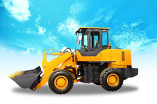 High quality small garden tractor, front end loader made in China