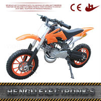 Newest design top quality 125cc dirt bike