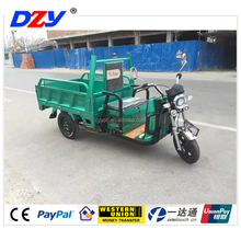 good quality electric tricycle 3 wheeler tuk tuk for sale for cargo