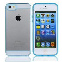 For iphone case 5,0.3mm Ultra Thin Cell Phone Case for iPhone 5 Case