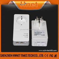 price of zigbee module 500+Mbps mini powerline ethernet adapter - twin pack communication equipment