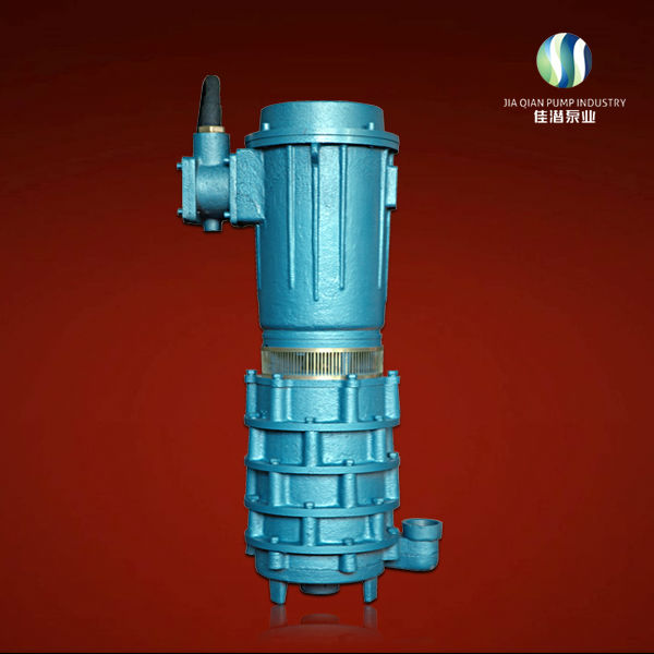 Submersible pump for water management