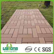 Wpc fireproof laminate swimming pool decking wood flooring terrace floor tiles
