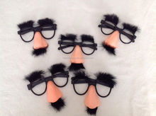 Groucho Marks silicone glasses nose pads Costume Eye glasses