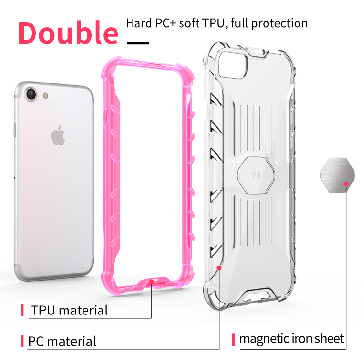 2017 Hot Sale case for iphone 7 clear,case clear phone case for iphone 7