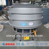 rotary sieving machine for phenolic resin