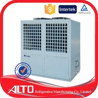 Alto T3 AS-H230Y swimming pool chiller heating system heat pump for pool dubai & middle east market capacity 64.8kw/h & 51.6kw/h