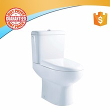 fixed type toilet western commode