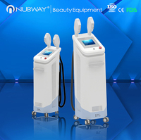professional pulsed light wrinkle removal machine SHR IPL permanent hair removal face