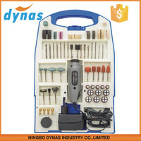 Deluxe set hand tool 3.2mm 135W 234pcs Mini Grinder Seter Set Parameter Model Nu3.2mm 135W 234pcs Mini Grinder Set