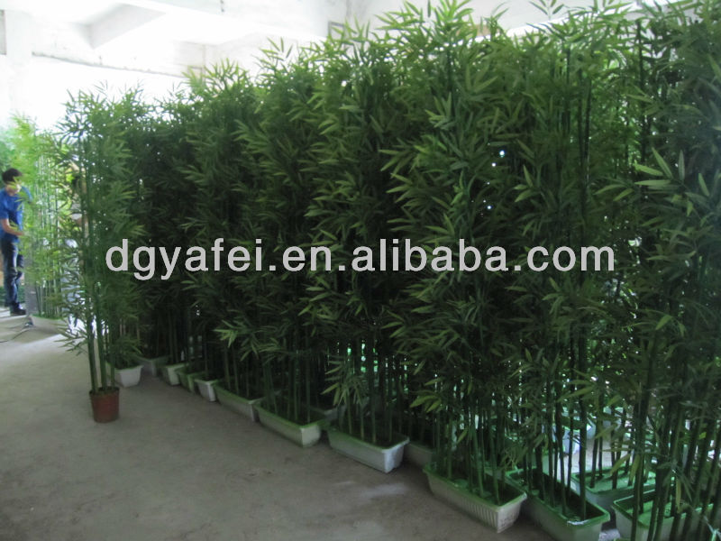 High quality wholesale artificial/fake bamboo/artificial plant indoor