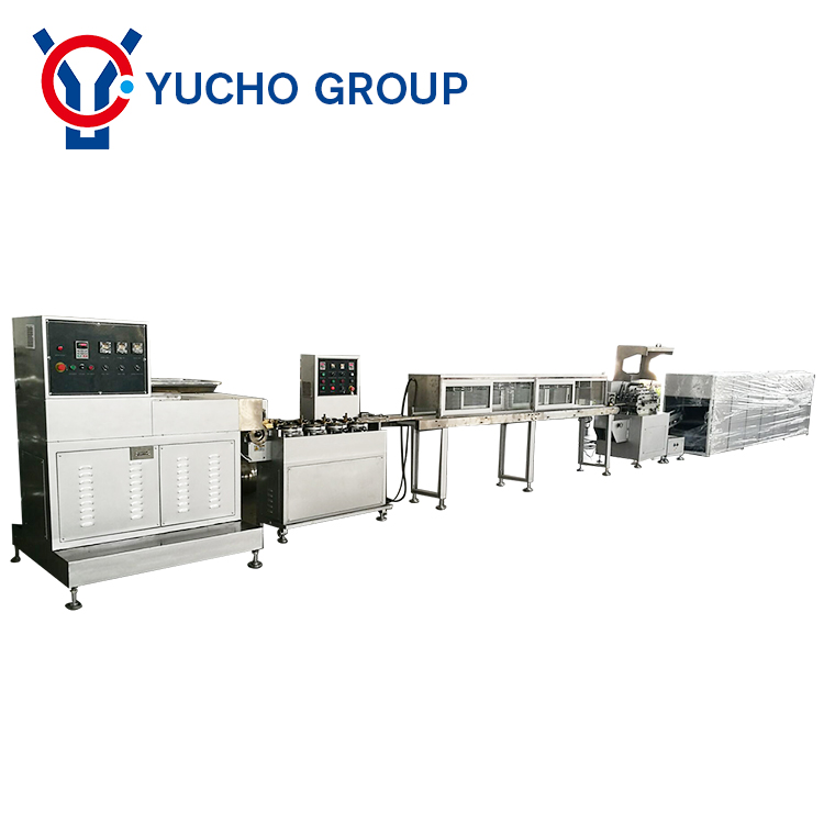 China Big Factory Good Price Toffee Candy Making Machine In India