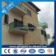 China factory Building 2 hour fire rated glass block/price insulated tempered low-e glass