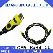 Customer OEM full HD hdmi to hdmi cable 2.0 4k