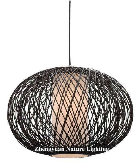 vintage style antique bamboo pendant lamp/bamboo pendant light