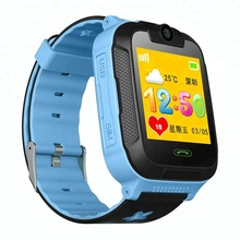 2017 Most popular christmas gift children 3G network nano sim card mobile phone android smart watch