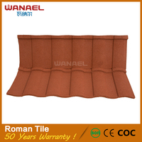 GUANGZHOU WANAEL environment friendly with low price tile galvanized