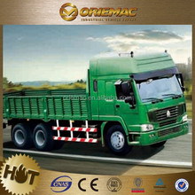 HOWO cargo truck price with euro 4 diesel engine ZZ1257N4347 mini cargo truck