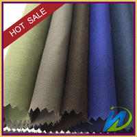 95% cotton 5% elastane twill stock fabric for pants and garment