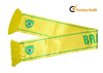 fan scarf for match,club welcome to L&A (FS-081701)
