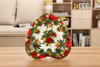 2015 new christmas tree christmas decor promotion gift wholesale melamine tray,decorative plastic plates