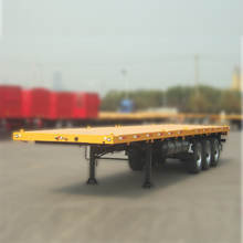 Container carrier saudi arabia flatbed trailer