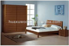 HX-MZ266 Antique looking interior bedroom furniture sets wardrobe