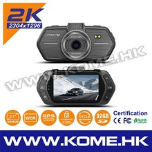 hot kome dash cam 1080p black hidden taxi camera dvr night vision car kit drive video recorder gps tracker with camera new 2015