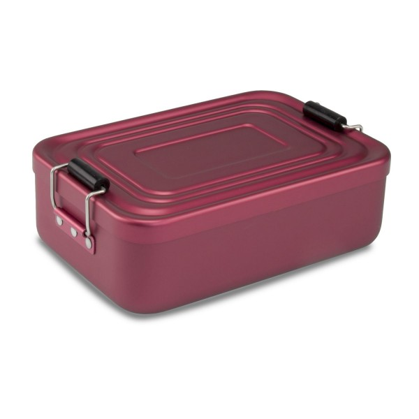 Food Grade Hiking Lunch Boxes Bento Aluminium Tiffin Lunch Box Bento Lunch Box Outdoor