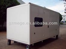 grp box truck body for sale