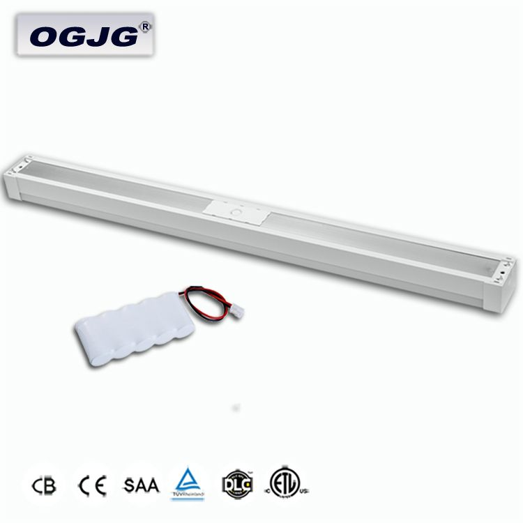 3000 K 4000 K 5000 K 6000 K impermeable LED listón lámpara 2ft 4Ft 5ft interior depósito aluminio Linkable empotrada Led Luz lineal