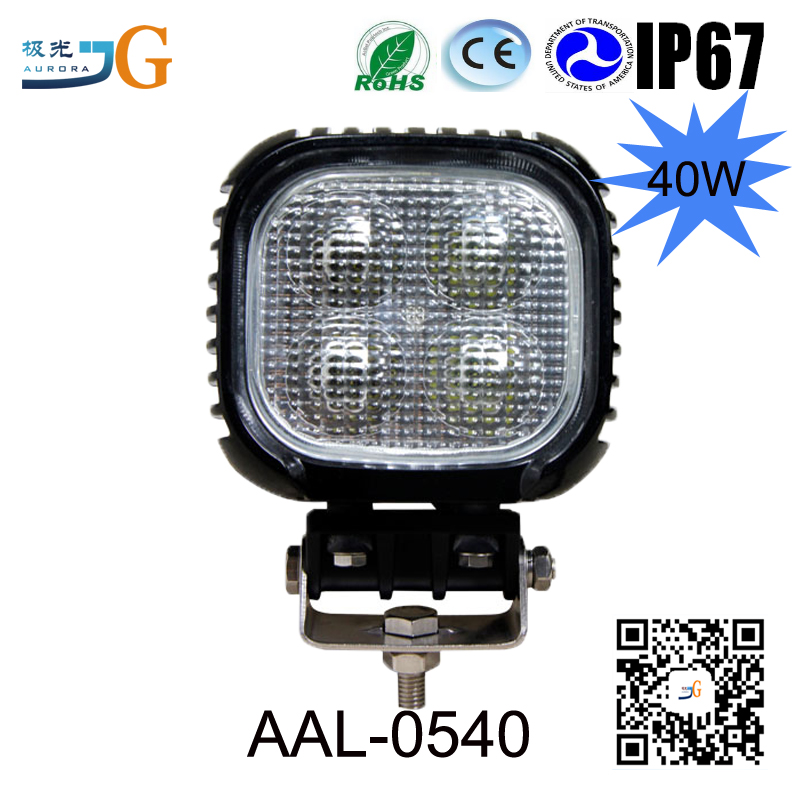 5'' outdoor aoto 40W LED work light AAL - 0540