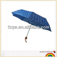 hot selling promotional cheap 3 fold umbrella