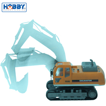 Upgraded Model Simulation Toys RC HB Excavator 1/12 Scale