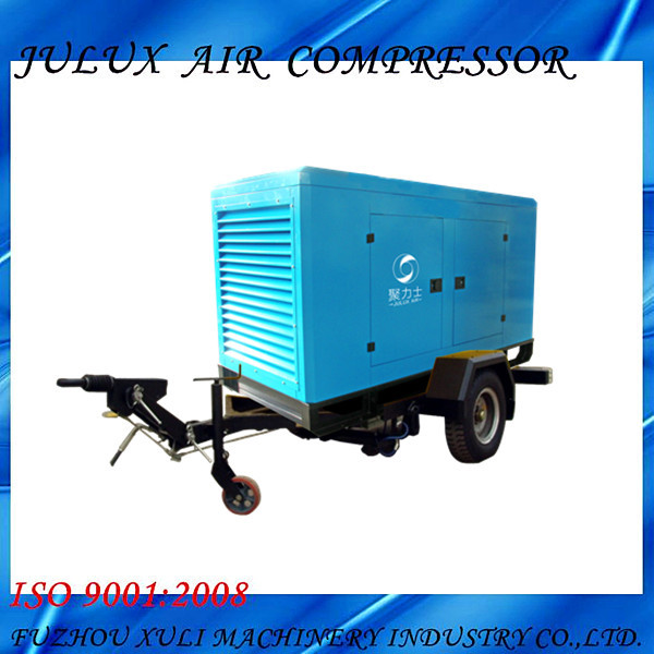 portable Air compressor car