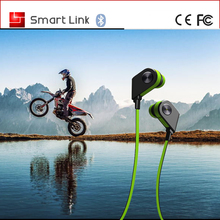 High qurlity sport wireless bluetooth earphone bluetooth stereo headphone with built in microphone