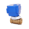 CWX-15n 2nm low torque dn20 motorized ball valves for irrigation