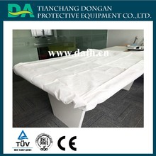 free samples disposable bed cover for hospital/hotel/massage/paper and PE coated/paper and PP coated