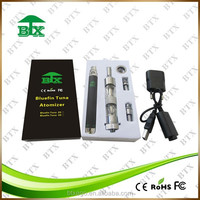 Hot sale electronic cigerate evod bt2s ecig 620puffs big vapor e cigarette kit allure disposable electronic cigarette
