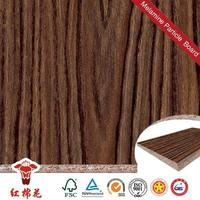 best products for import one face melamine paper with partical board in china
