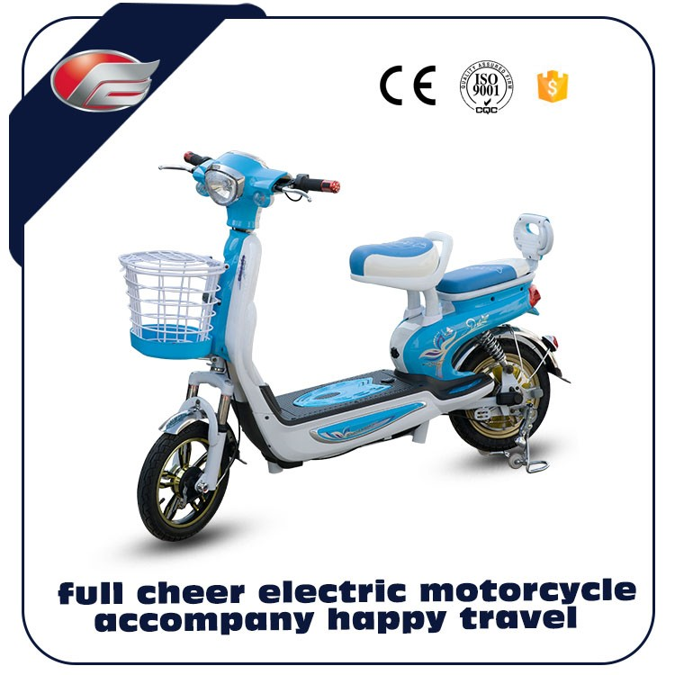 2016 New style high power adult electric motorcycle for sale