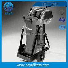 High efficiency used oil regeneration hydac oil filter machine OF5L