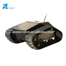 Cheap price 4wd aluminium mobile robot platform