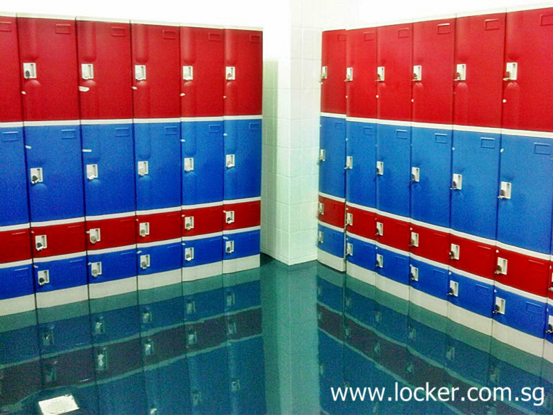 ABS Changing Room Lockers