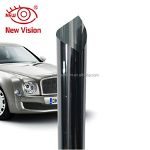 One way vision metallic car window film heat reduce glass protection mirror reflective solar film for winshield