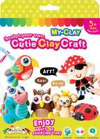 My-Clay Cutie Clay Craft