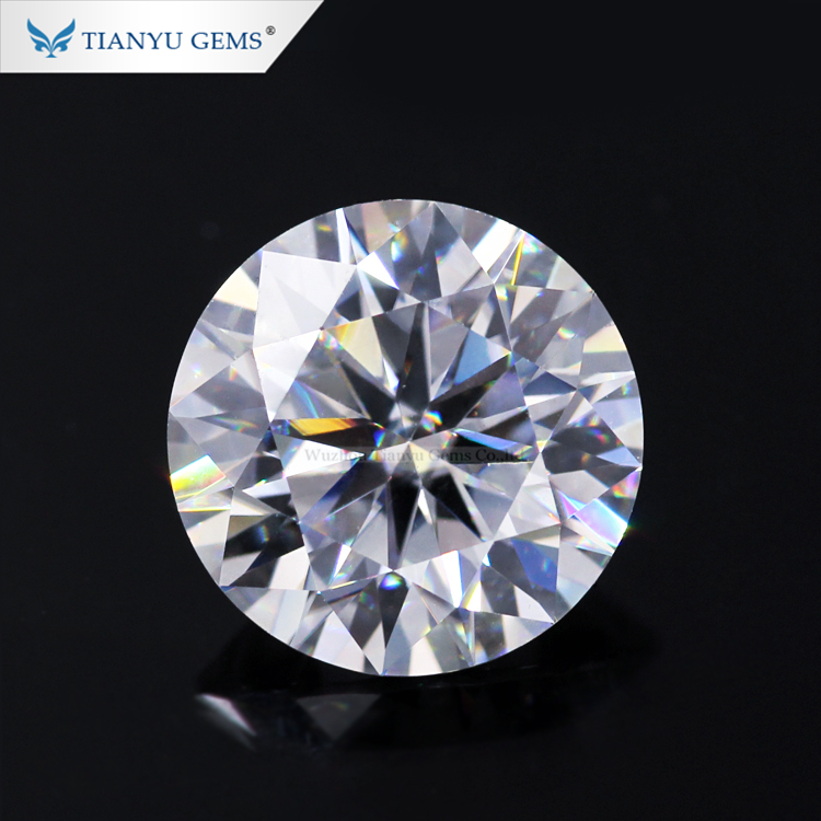 Wholesale Lab Created <strong>Diamond</strong> 1 carat moissanite hardness difference between moissanite and <strong>diamond</strong>