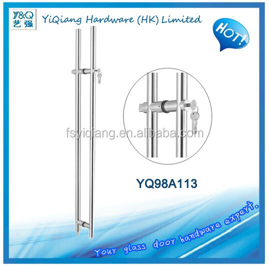 Popular Locking Pull Handle Hardware For