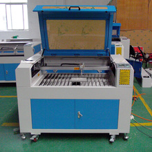 glass laser tube CO2 laser wood engraving and cutting machine for plastic sheet price