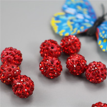 wholesale Cheap shamballa siam beads bracelet wholesale for Clothing Accessories very beautiful
